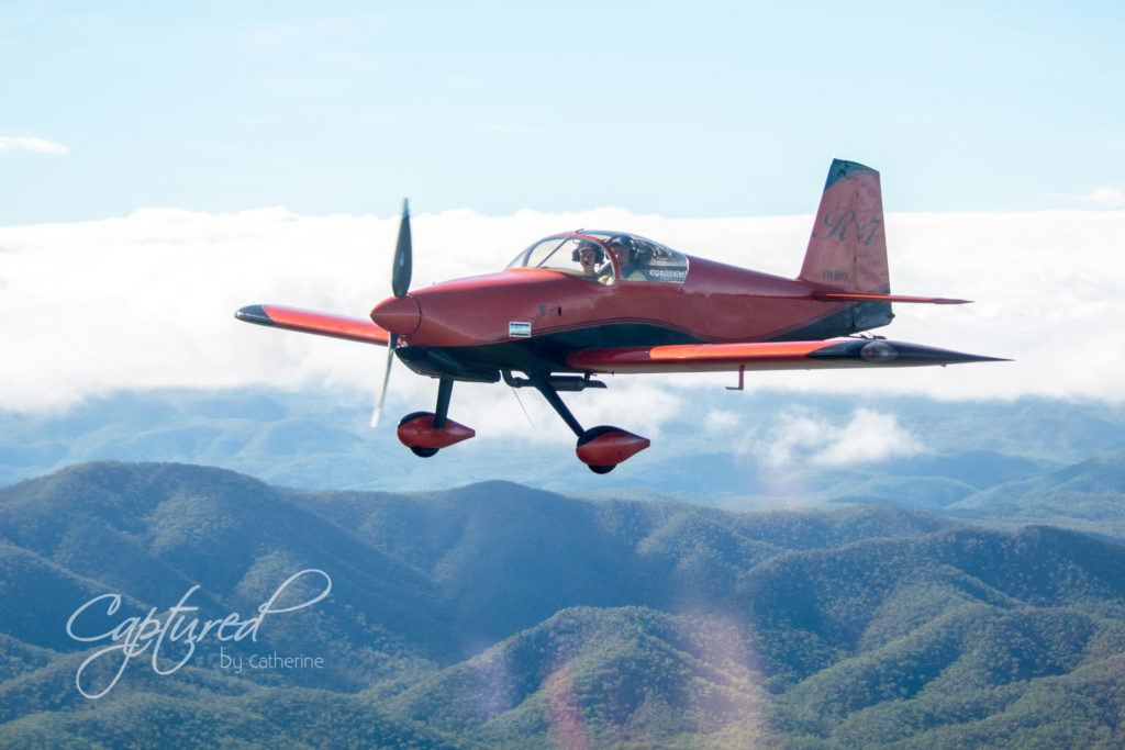 Amazing photographs of RV-7 aircraft in flight
